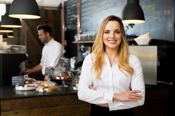 Successful restaurant manager, small business owner