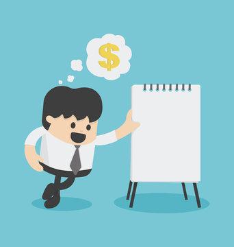 Plans to make money