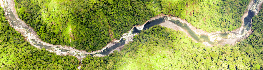 Pastaza River Ecuador