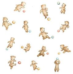 soccer bears