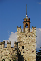 Wall Mural - Castello Fassati di Passirano