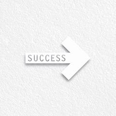 Vector Graphic #Success