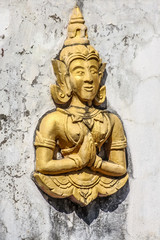 figure of deva