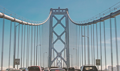 サンフランシスコベイブリッジ