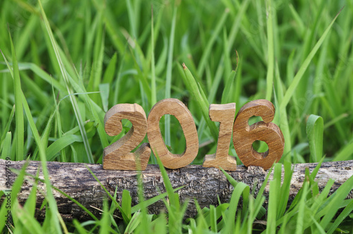 happy new year 2017 nature concept and wood number idea stock photo and royalty free images on fotoliacom pic 90558230