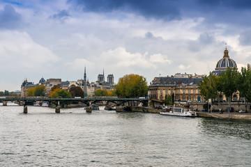 Fototapete - La Seine à Paris
