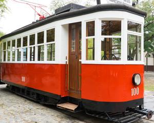 retro tram is closed