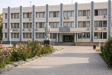 Administration Building Krasnoarmeysk district of Volgograd