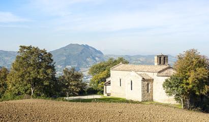 Convento di Sant'Igne, San Leo, Italia