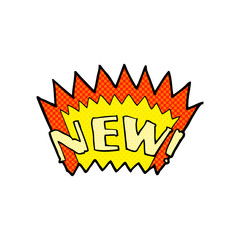 cartoon new symbol