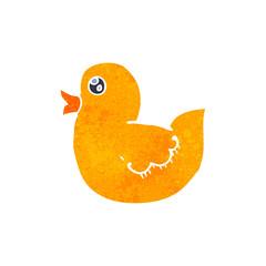 cartoon rubber duck