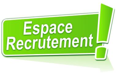 Photos illustrations et vid os de espace recrutement for Espace vert emploi