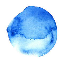 watercolor circle background