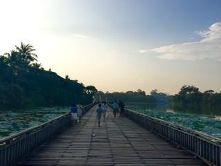 Slow Life at Kandawgyi Lake
