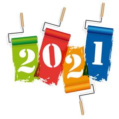 2021-Rouleaux de peinture