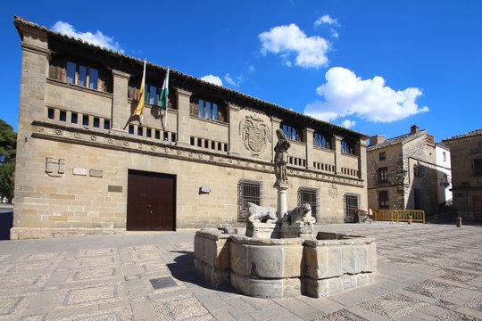 Baeza / Fuente de los Leones - Espagne (Andalousie)