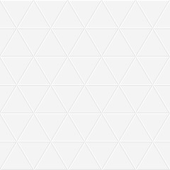 Tile white texture - seamless geometric pattern.