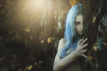 Dark child of the forest