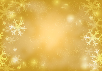christmas gold background golden - photo #14