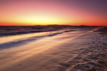 Comporta beach sunset