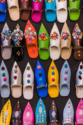 cdbba283f2d variety of moroccan shoes