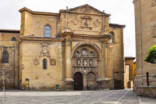 Catedral De Santo Domingo De La Calzada Logrono Camino De Santiago