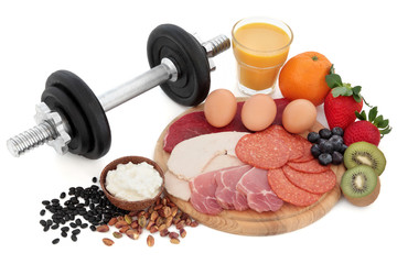 Body Building Health Food
