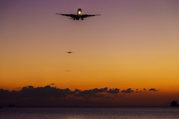 Airplane Glide