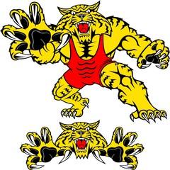 Wildcat Wrestler