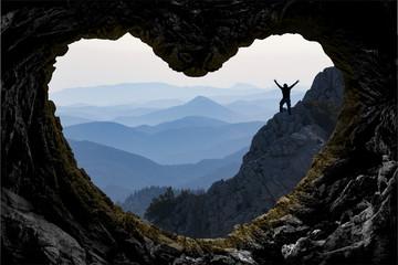 sıradağlarda macera ve hedef başarısı