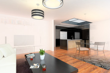 Open Apartment Area (project)