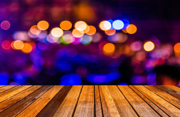 image of  blurred bokeh background with colorful lights (blurred