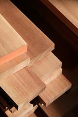 Stacked Lumber