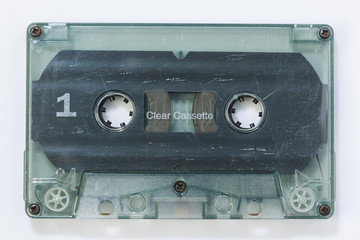 Old Dirty Cassete Tape