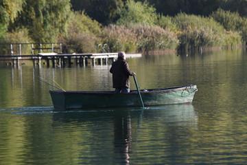 Search photos barca a remi for Barchetta da pesca