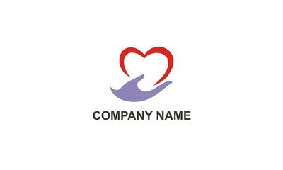 love hand care company logo