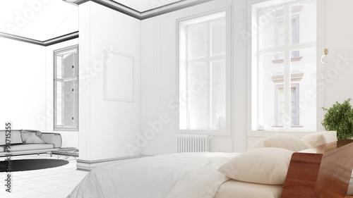 Entwurf von schlafzimmer im raumplaner stockfotos und for Schlafzimmer raumplaner