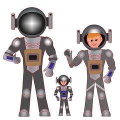 Астронавты, марсиане