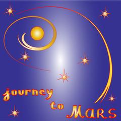 путешествие к Марсу