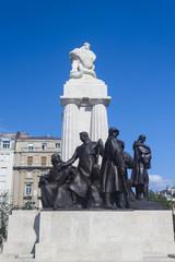 Tisza Istvan Statue - Budapest, Czech Republic