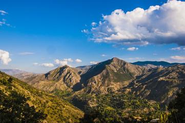 montagne jijel algerie
