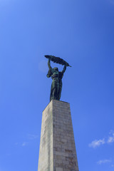 Liberty or Freedom Statue - Budapest, Czech Republic