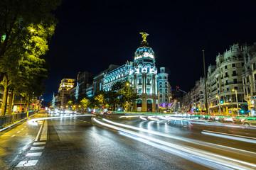 Metropolis hotel in Madrid