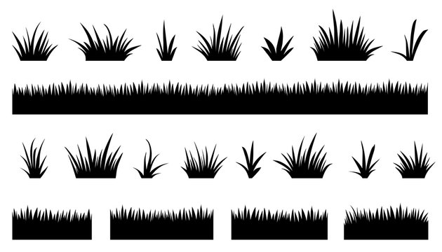 grass silhouettes2