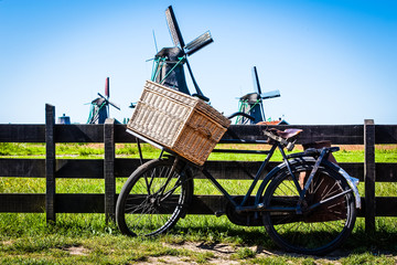 The bicycle in Holland