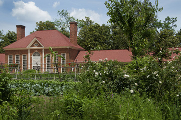 Mount Vernon was the plantation home of George Washington, first President of the United States.
