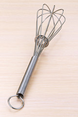 Metal wire whisk