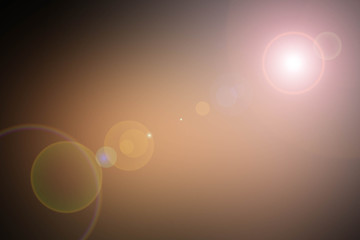 lens flare gray HDR Background