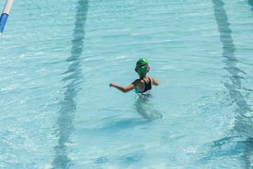 Girl Swim Lessons
