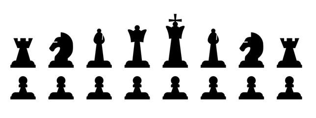 Chess the strategic boardgame